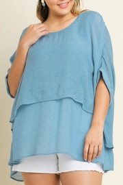 Umgee USA Baby Blue - Front cropped