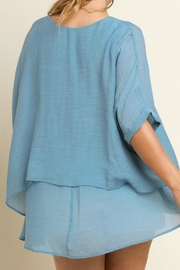 Umgee USA Baby Blue - Side cropped