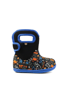 Shoptiques Product: Baby Bogs Construction Waterproof Boots