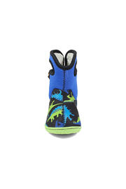 BOGS Baby Bogs Dino Waterproof Boots - Side cropped