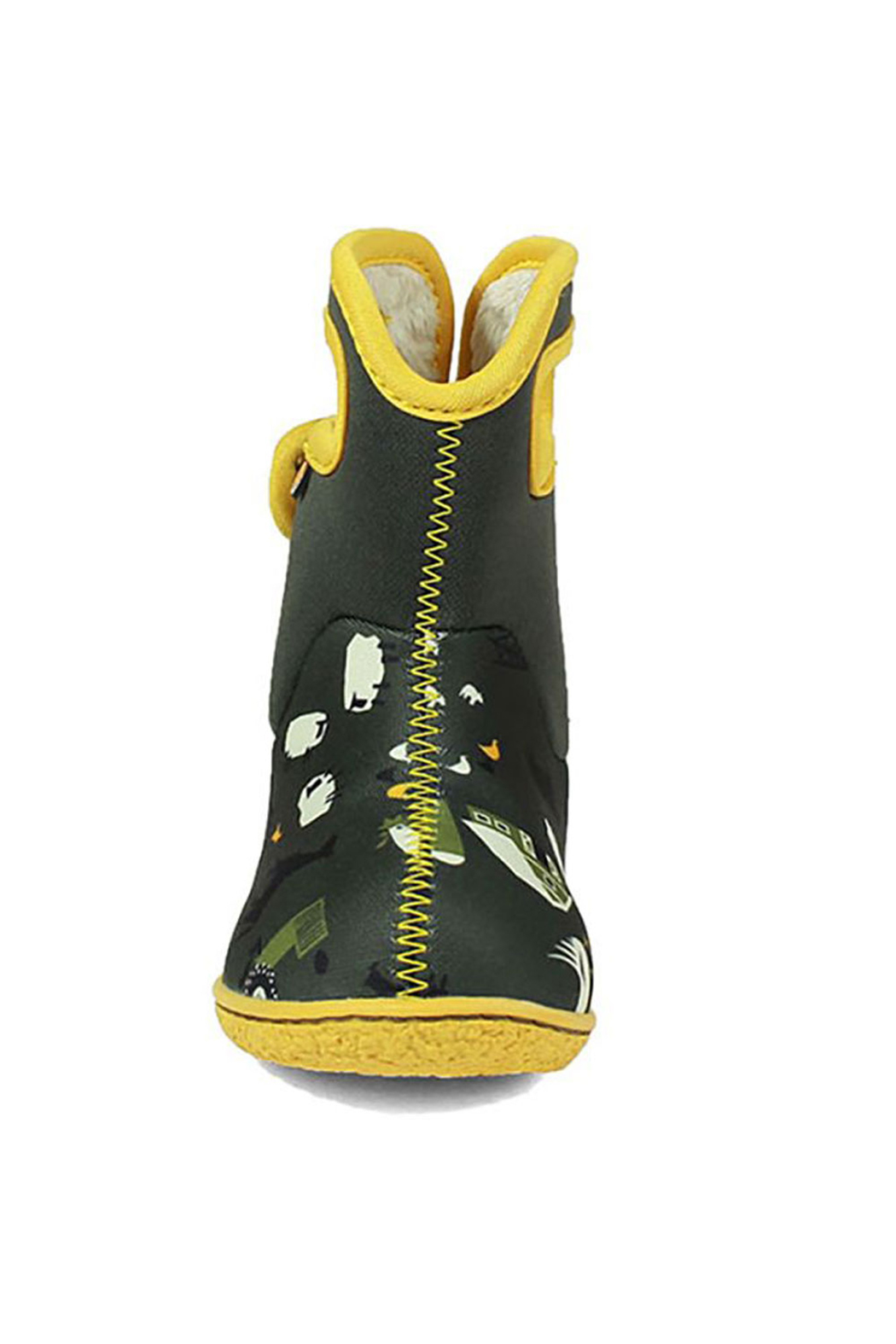 BOGS Baby Bogs Loden Farm Waterproof Boots - Side Cropped Image