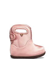 bogs  Baby Bogs Waterproof Winter Boot - Ballet Pink - Product Mini Image
