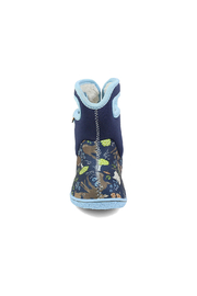 BOGS Baby Bogs Woodland Waterproof Boots - Front full body