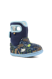 BOGS Baby Bogs Woodland Waterproof Boots - Front cropped