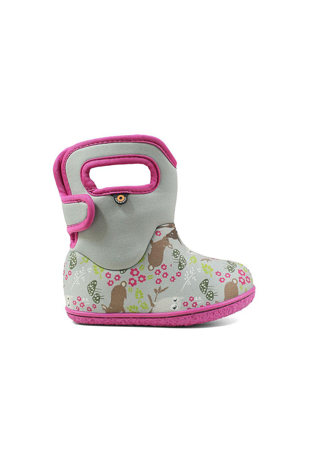 BOGS Baby Bogs Woodland Waterproof Boots - Main Image