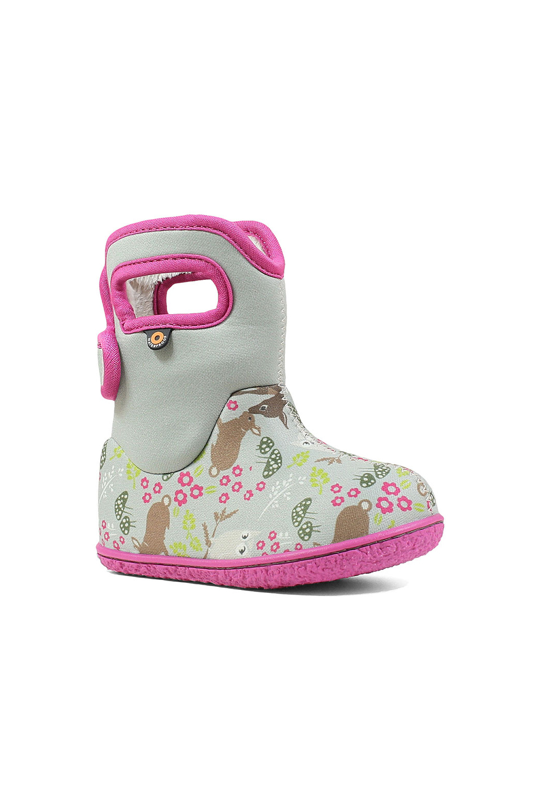 BOGS Baby Bogs Woodland Waterproof Boots - Front Full Image