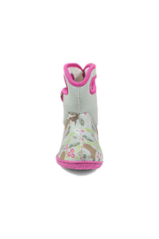 BOGS Baby Bogs Woodland Waterproof Boots - Side cropped