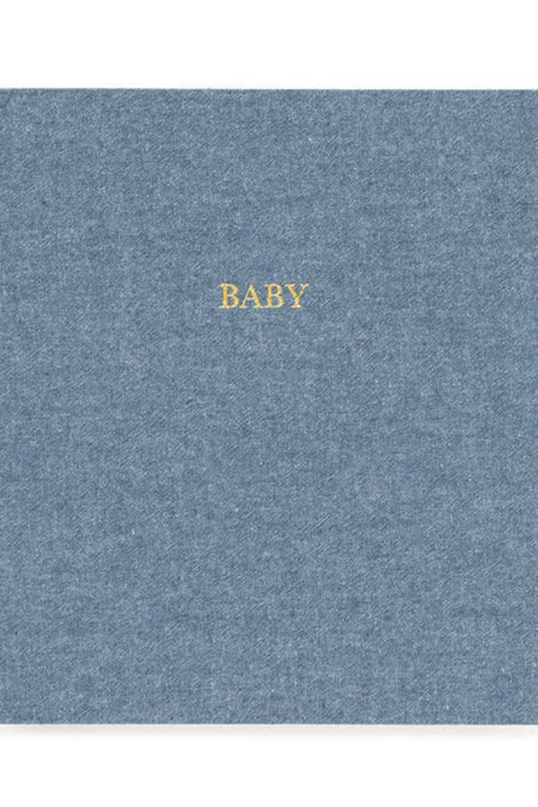 Sugar Paper Baby Book - Front Cropped Image