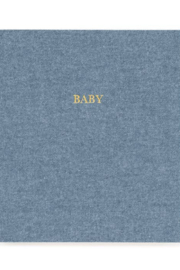 Sugar Paper Baby Book - Front cropped