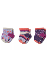 Smartwool Baby Bootie Batch Socks - Product Mini Image