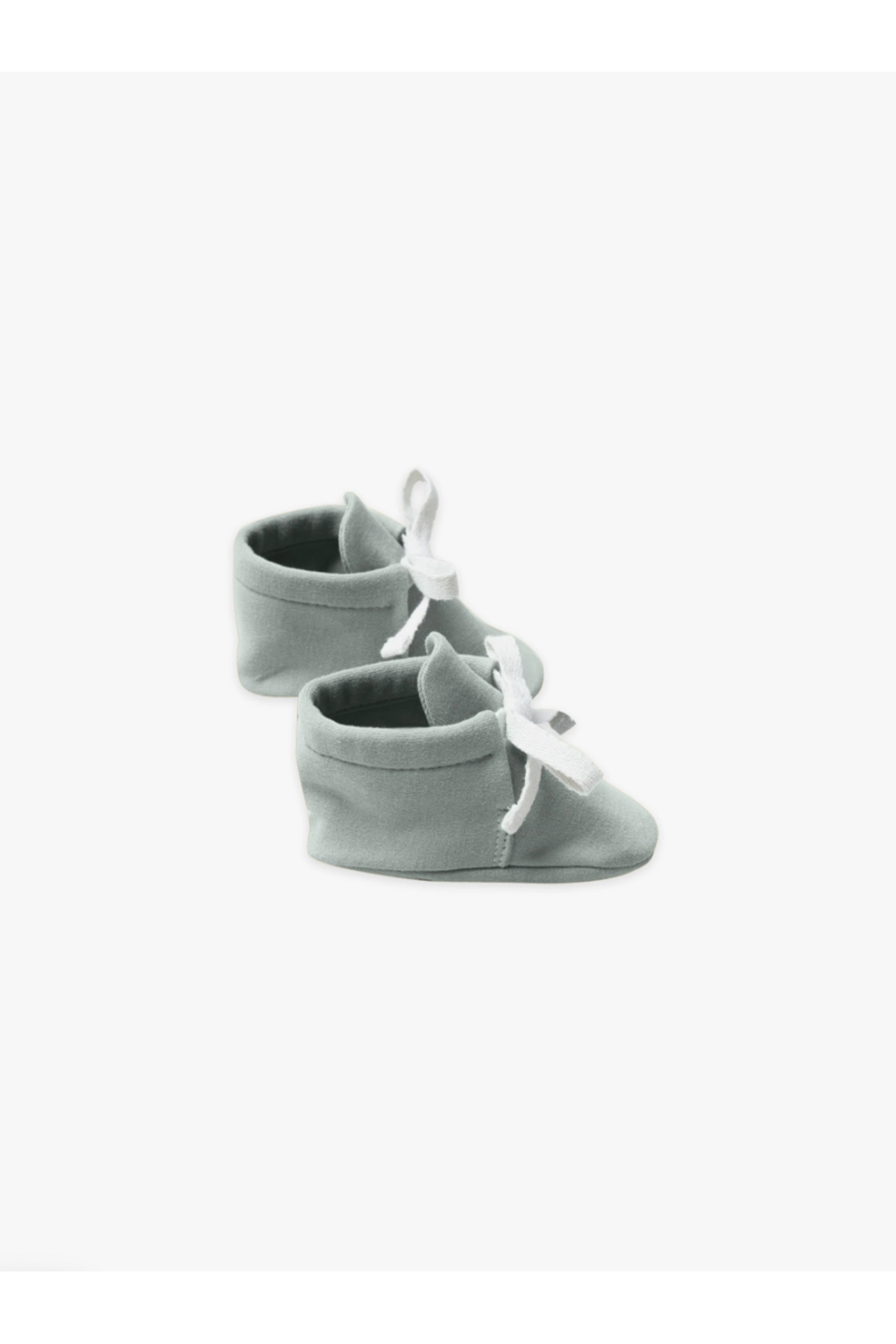 Quincy Mae Baby Booties - Front Cropped Image