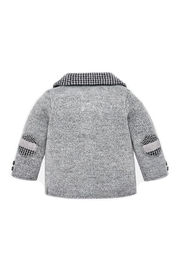 Mayoral Baby-Boy Elbow-Patch Cardigan - Side cropped