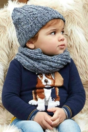 Mayoral Baby-Boy-Fighter-Pilot-Dog-Sweater - Side cropped