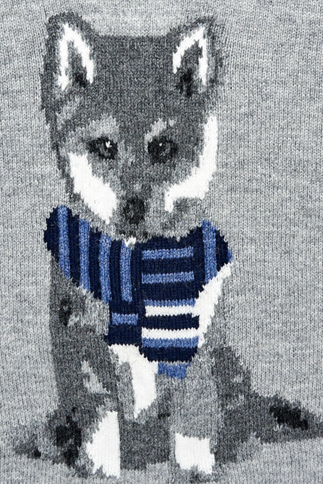 Mayoral Baby-Boy-Fox-Sweater - Front Full Image
