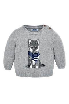 Shoptiques Product: Baby-Boy-Fox-Sweater