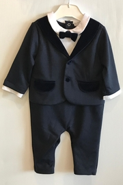 Patachou Baby Boy Playsuit - Front cropped