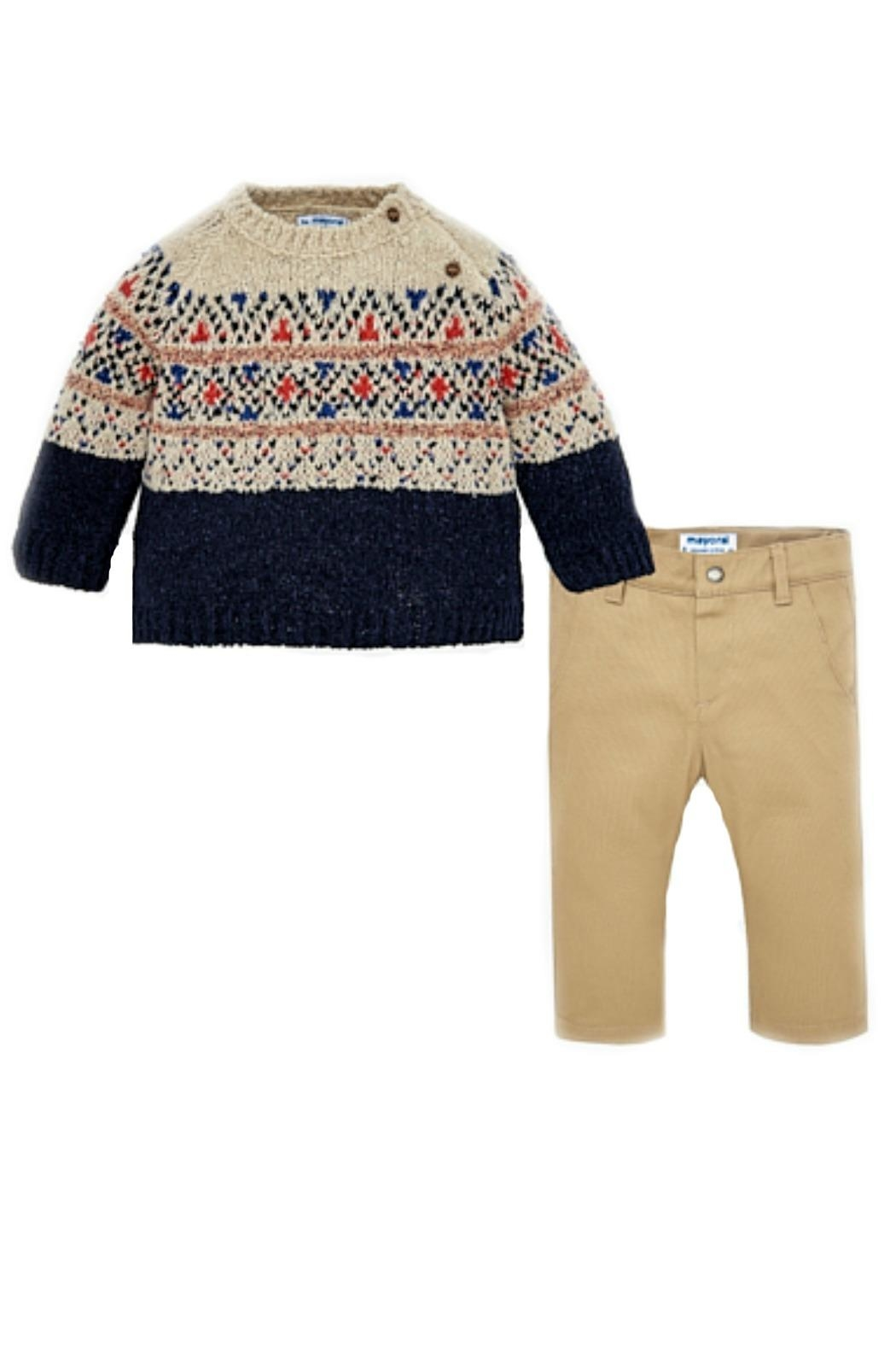 bdb7f391f6f9 Mayoral Baby-Boy Sweater Set from South Carolina by The Children s ...