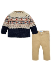 Mayoral Baby-Boy Sweater Set - Front cropped