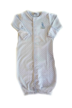 Magnolia Baby Baby-Boy Vintage-Giraffe Convertible-Gown - Product List Image