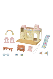 Calico Critters Baby Castle Nursery - Side cropped