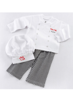 Baby Aspen Baby Chef Outfit - Alternate List Image
