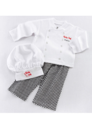 Baby Aspen Baby Chef Outfit - Side cropped