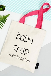 Pink Poodle Boutique Baby Crap Tote - Product Mini Image