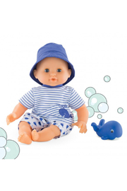 Corolle Baby Doll Bath Marin - Product Mini Image