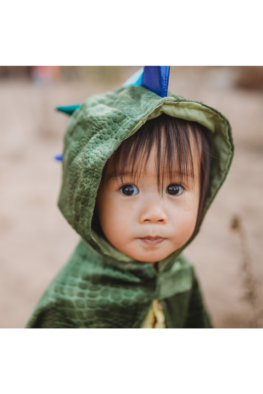 Great Pretenders  Baby Dragon Cape - Front Full Image