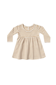 Quincy Mae Baby Dress With Bloomers - Front cropped
