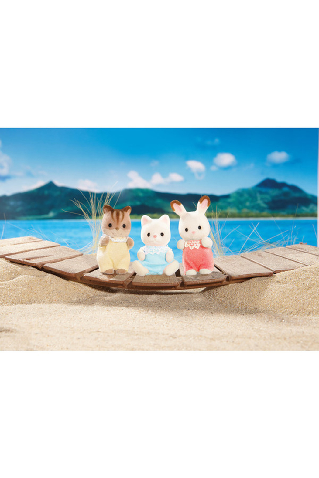 Calico Critters Baby Friends - Side Cropped Image