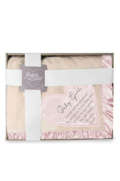 Shoptiques Product: Baby Girl Blanket