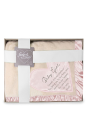 Pavilion Gift Baby Girl Blanket - Product Mini Image