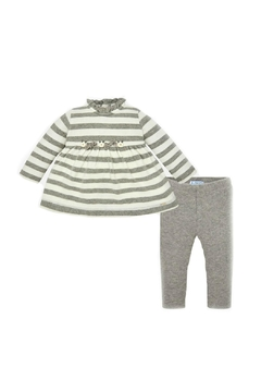Shoptiques Product: Baby-Girl-Knit-Legging-Set
