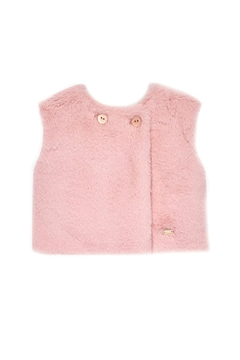Shoptiques Product: Baby-Girl Pink Vest