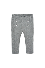 Mayoral Baby-Girl Super-Skinny Grey-Jeggings - Front cropped