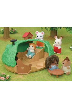 Calico Critters Baby Hedgehog Hideout - Alternate List Image