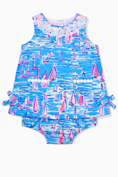 Lilly Pulitzer  Baby Lilly Infant Shift Dress - Product List Image