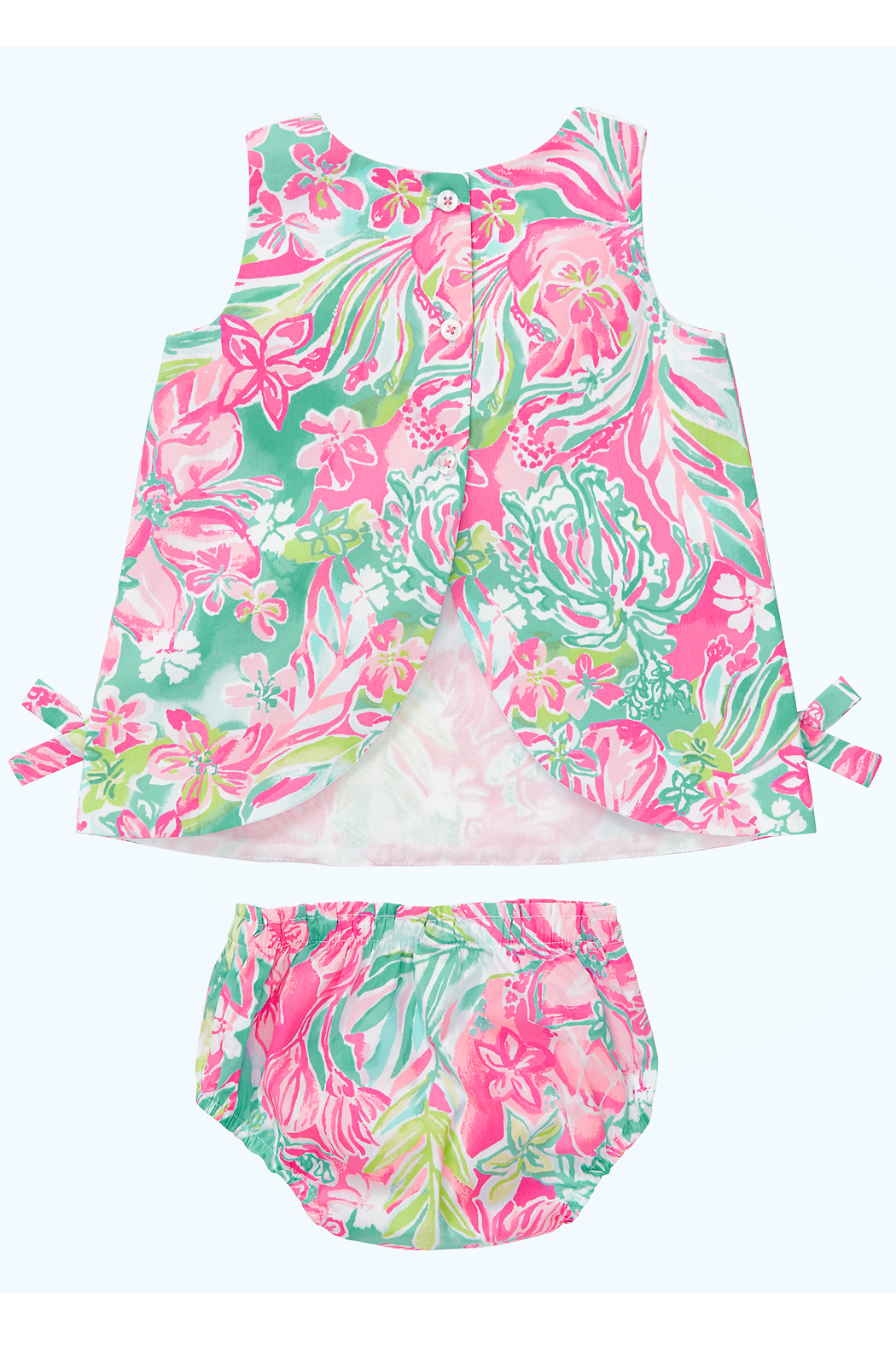 Lilly Pulitzer Baby Lilly Shift - Side Cropped Image