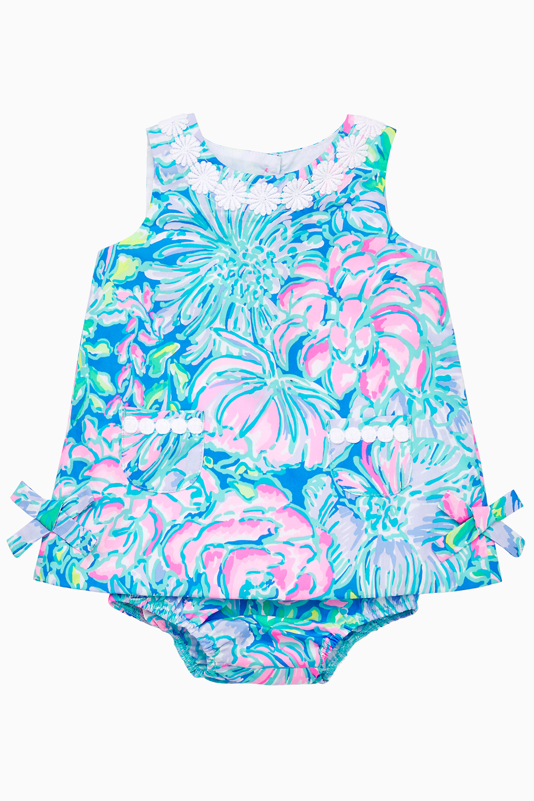 Lilly Pulitzer Baby Lilly Shift - Front Cropped Image