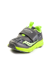 Saucony Baby Liteform Sneaker Grey/Green - Product Mini Image