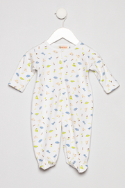 Baby Luigi Boys Cotton Romper - Product Mini Image