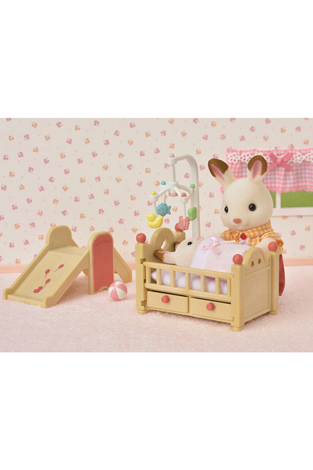 Calico Critters Baby Nursery Set - Main Image
