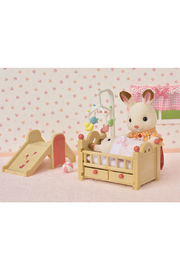 Calico Critters Baby Nursery Set - Front cropped