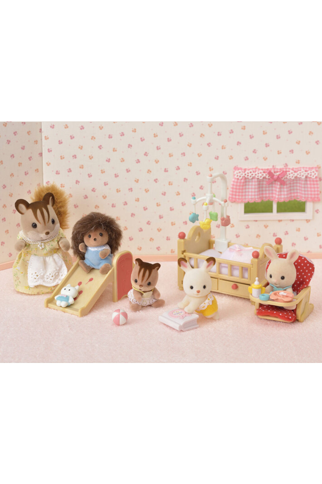 Calico Critters Baby Nursery Set - Side Cropped Image