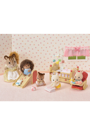 Calico Critters Baby Nursery Set - Side cropped
