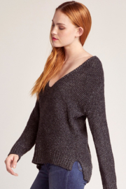 BB Dakota Baby One More Time Vneck Sweater - Side cropped