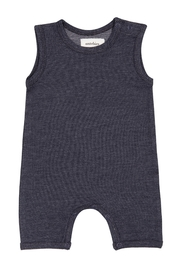 ANTEBIES Baby Organic Cotton Denim Overalls - Product Mini Image