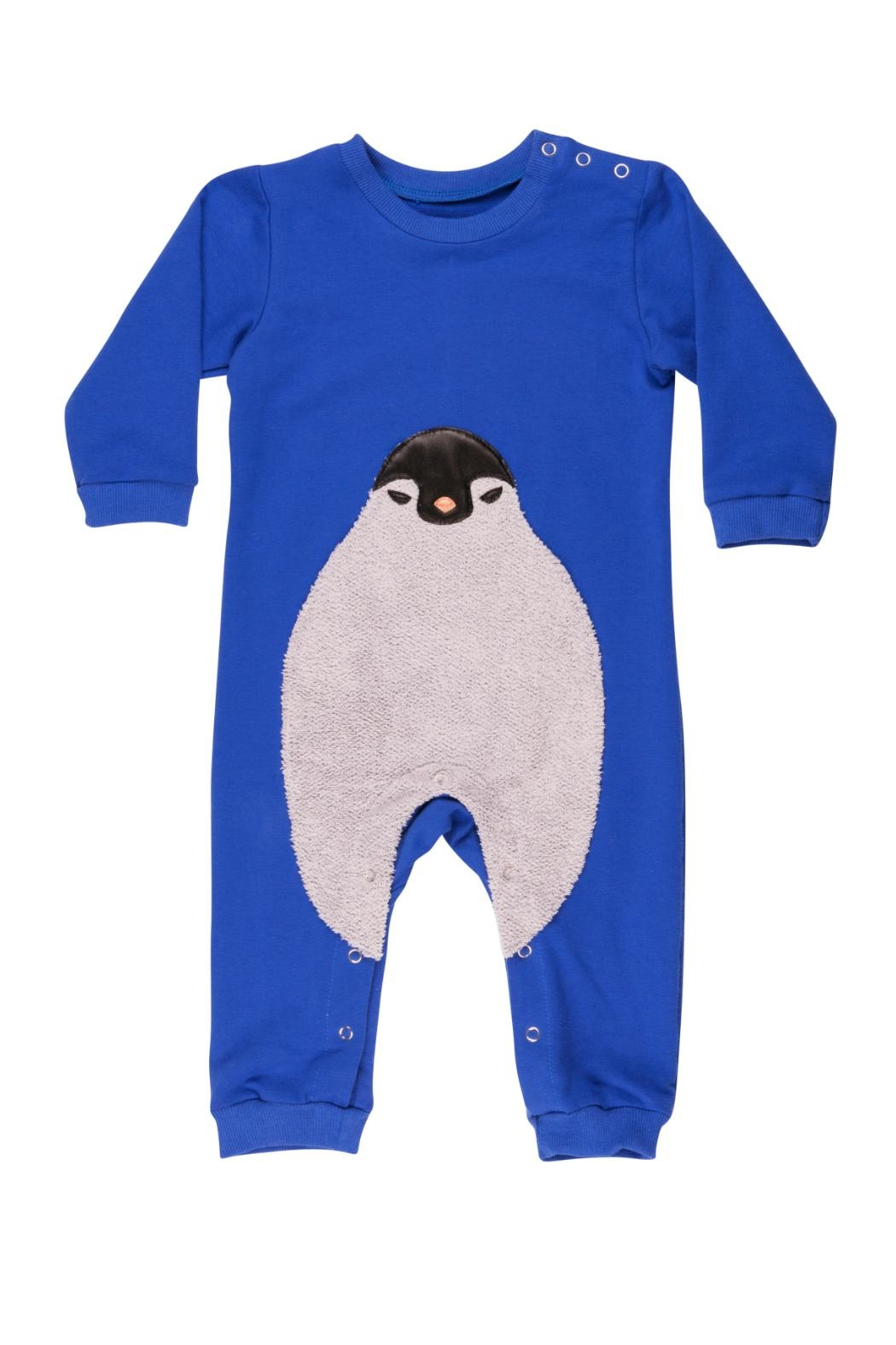 Bang Bang Copenhagen Baby Penguin Playsuit - Main Image