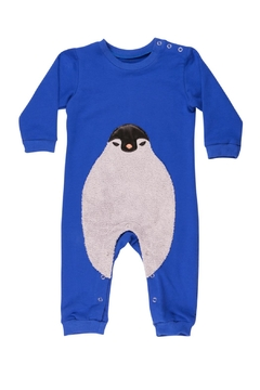Bang Bang Copenhagen Baby Penguin Playsuit - Product List Image